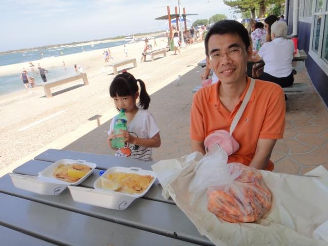 20160121-Australia-Gold Coast-Pelican Feeding-7